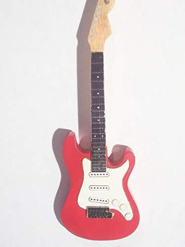 Music Legends Collection - Porte-Clefs Bois Guitare Fs Red