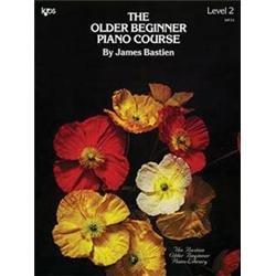THE OLDER BEGINNER PIANO COURSE Curso de piano para principiantes adultos nivel 2