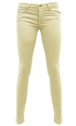 Roy rogers Gwen NycMASTICE Roy Roger's Pantalone cinque tasche Beige 28 Donna