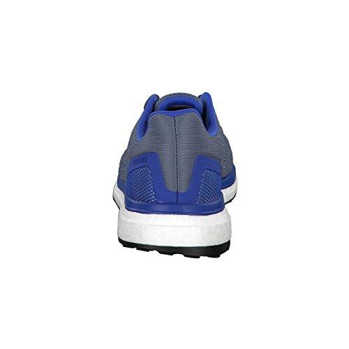 adidas Herren Response M Laufschuhe Blau (Hi-res Blue S18/hi-res Blue S18/ftwr White)
