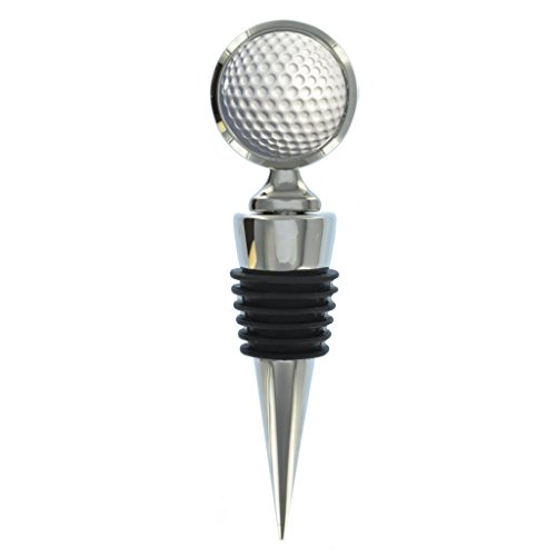 golf-ball-design-wine-bottle-stopper