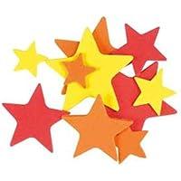 Craft Planet Estrellas Formas Funky Espuma (75 Piezas)