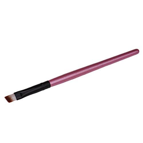 Pinceaux Maquillage,Winwintom® Sourcils Cosmétique Pinceau De Maquillage,Rose