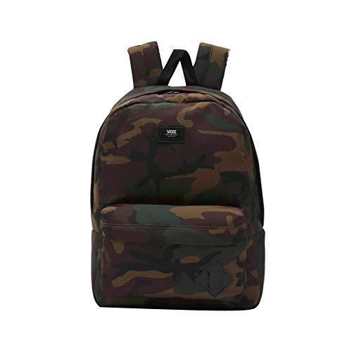Vans Old Skool Ii Backpack Zaino Casual, 39 cm, 22 liters, Multicolore (CLASSIC CAMO-BLACK)