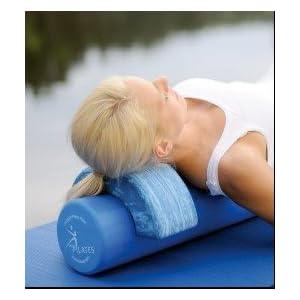 SISSEL® Pilates Head Align Dynamic | Kopfstütze für die Pilates-Roller | Erweiterung Pilates-Training | passend für alle gängigen Pilates Rollen