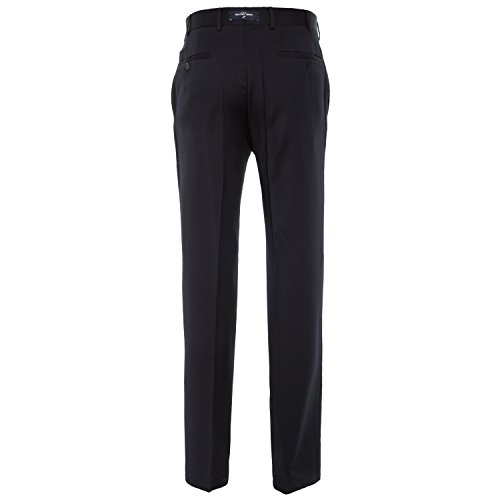 Michaelax-Fashion-Trade -  Pantaloni da abito  - Basic - Uomo Blau (30)