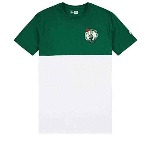 New Era NBA Boston Celtics Colour Block T-Shirt Medium (Shirt Boston Herren Celtics)