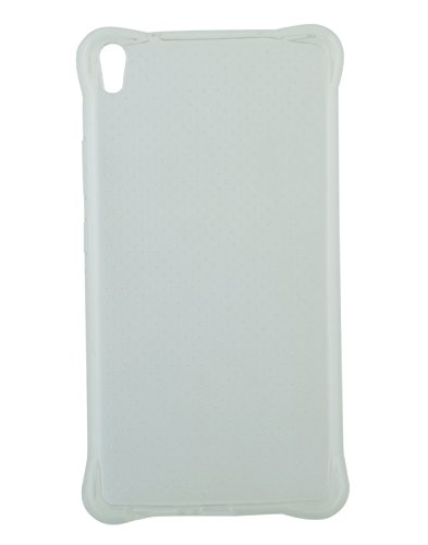 Colorcase Transparent Back Cover Case for Lenovo Phab 4G (PB1-750M) (6.98 inches)