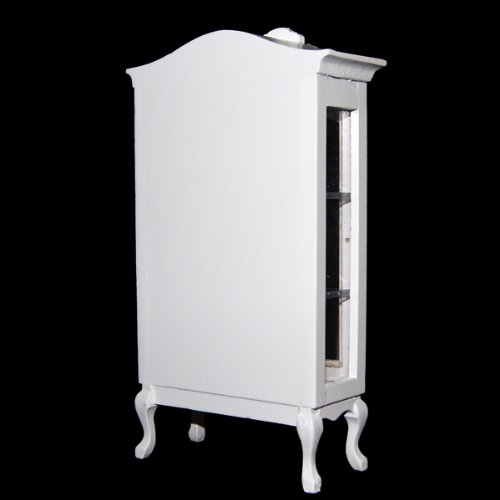 1/12 Miniature Dollhouse Mobili Multifunzionali Armadietto Di Legno Del Vino -
