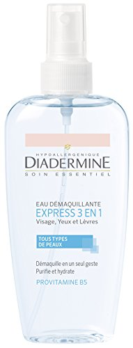 Diadermine - Eau Démaquillante Express 3 en 1-200 ml