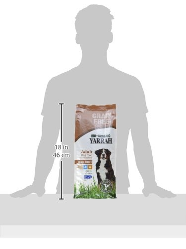 Yarrah Bio Hundefutter Huhn und Fisch, getreidefrei, 1er Pack (1 x 2 kg) - 6