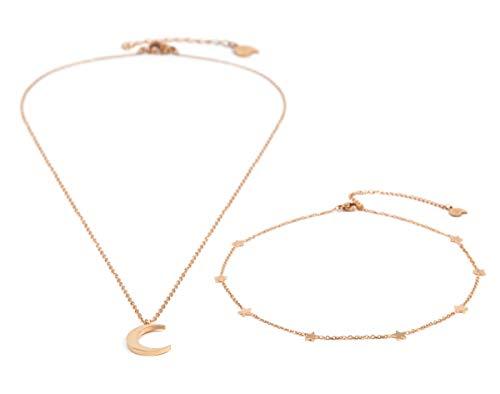 Zoom IMG-2 happiness boutique set bijoux luna