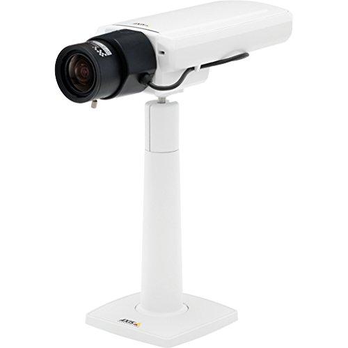 Axis P1364IP Bullet-Überwachungskamera für Innen und Außen, Weiß (IP-Kamera, Innen und Außen, Bullet, verkabelt, MicroSD (Transflash), MicroSDHC, MicroSDXC, Weiß)