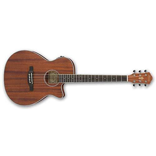 Ibanez AEG8EMH Electro Acoustic Guitar - Open Pore Natural