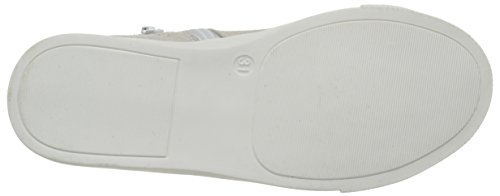 ASSO 39201, Sneakers Hautes fille Blanc (White)