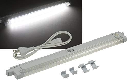 "LED Unterbauleuchte \""SMD pro\"" 40cm, 280lm, 6000k, 16 LEDs, Licht weiß"