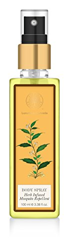 Forest Essentials Herb Infused Insect Deterrent Body Spray, 100ml