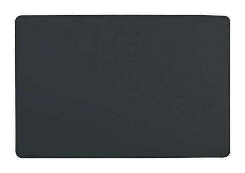 Durable 710201 Schreibunterlage (mit Dekorrille, 530 x 400 mm) 1 Stück, schwarz