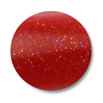 Magic Items Magic Poudre acrylique de couleur - rouge irisé N ° 19