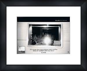 REM Electrolite - Framed Original Advert