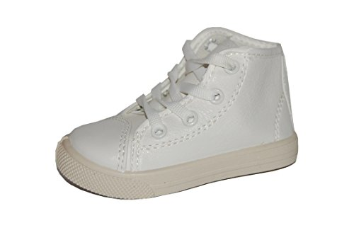 Basket Rising Mädchen und Jungen 18im 23 Weiß - weiß
