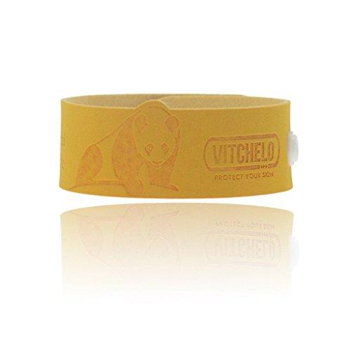 Bracelet Anti Moustique Cuir