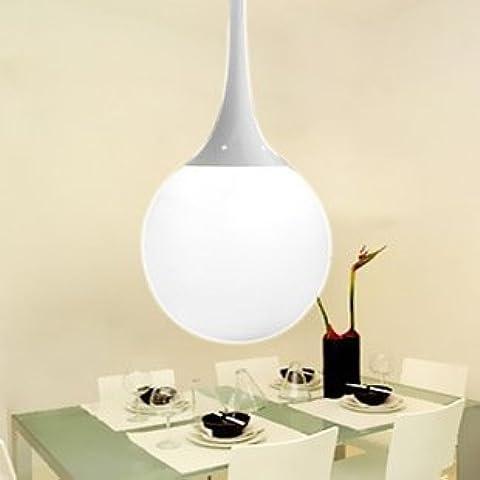 Ristoranti di vetro sfera Lampadari Ristoranti Cafe