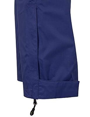 Jeff Green Herren Ungefütterte Leichte Atmungsaktive Wasserdichte Regenhose Paul von Jeff Green bei Outdoor Shop