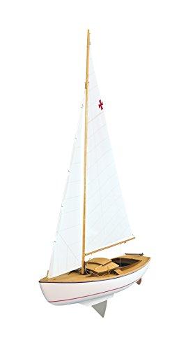 aero-naut Modellbau 301100 - Hansajolle Segelboot