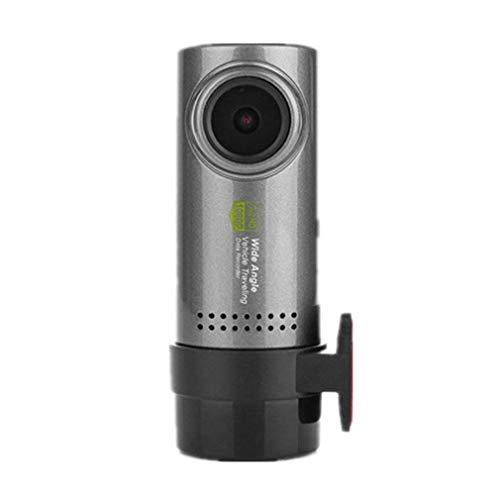JUN GUANG 1080P Full HD Smart Car DVR 330-Grad-Rotation WiFi Connection Automobile Data Recorder