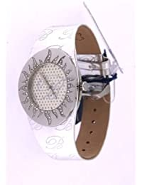 Reloj para mujer Blumarine ovalada plata
