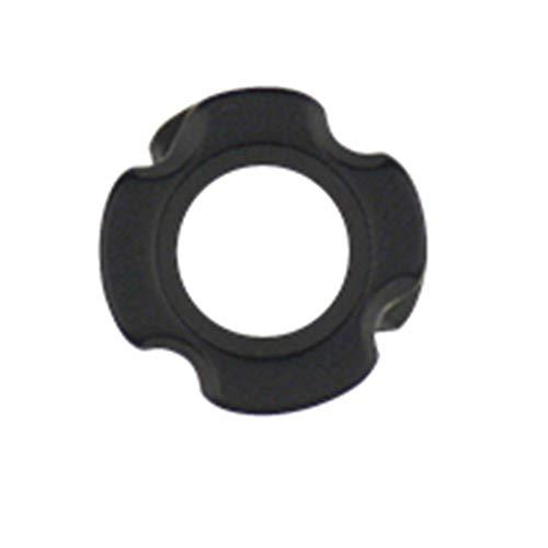 LIOOBO Aluminiumlegierung Bogenschießen Compoundbogen Peep Sight Peephole für Compoundbogenjagd -