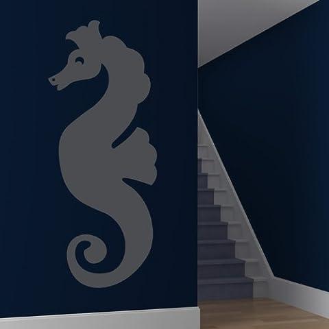 Seahorse Wall Sticker Sea Adesivo Art disponibile