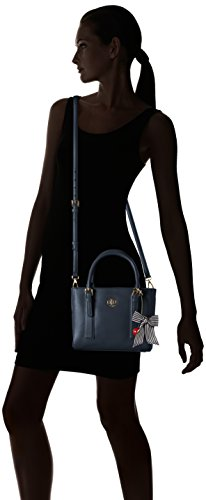 Tommy Hilfiger Cherry Small, Sac Femme, 9x20x24 cm Multicolore (Midnight Mix)