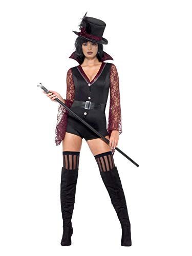 Generique - Costume da domatrice Sexy di vampiri per Donna XS