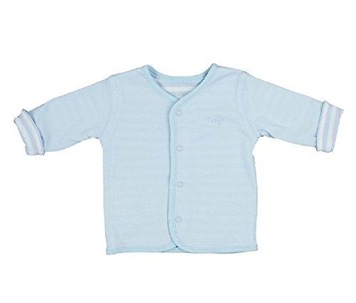 Feetje Unisex - Baby - Wendejacke Babykleidung 513.069 hellblau (077) Gr.62