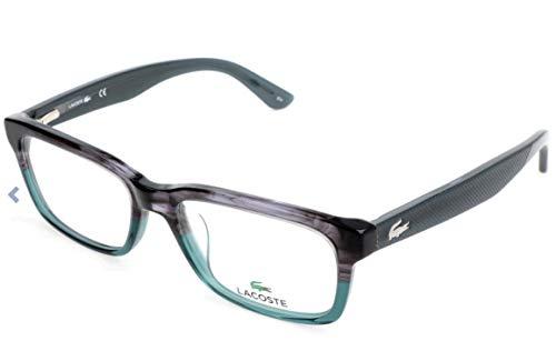 Lacoste L2672 Rechteckig Brillengestelle 52, Mehrfarbig