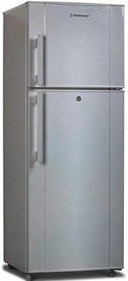 Westpoint 240 Liters Top Mount Refrigerator, Silver - WRN-2417EI, 1 Year Warranty
