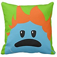 Stefan Paula Custom Pillowcase Dumb Ways To Die Pillowcase Pillow Case Cover Size 18X18 Inch (Two Sides)