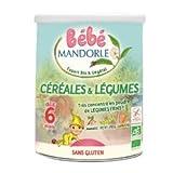 La Mandorle - Baby Getreide & Gemüse Mix*