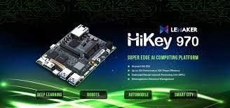 lemaker HiKey 970 by Single Board Computer. - Single-board-computer