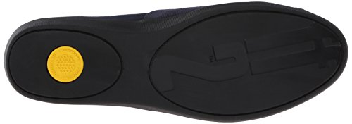 FitFlop Damen F-Pop Opul Oxford Blau