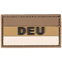 BKL1® BW Hoheitsabzeichen 3D Patch DEU Klett 3,5x6cm Ärmelabzeichen Desert 1285