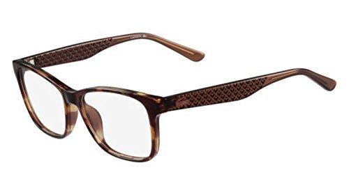 Lacoste Damen Brillengestelle L2774 210 54 Brown