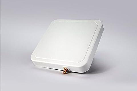 Antenne UHF Lecteur RFID, bestga bsra-02sr IP65865–868MHz 6dbic circulaire RFID