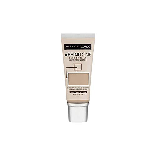 Maybelline Affinitone Unifying Foundation Cream (30 Sand Beige) 30 ml