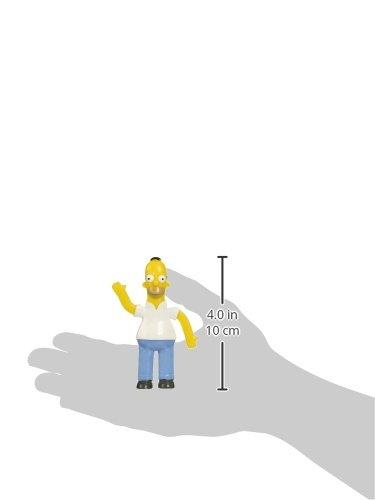 NJ Croce Homer Simpson en Miniatura con Caja Set 2