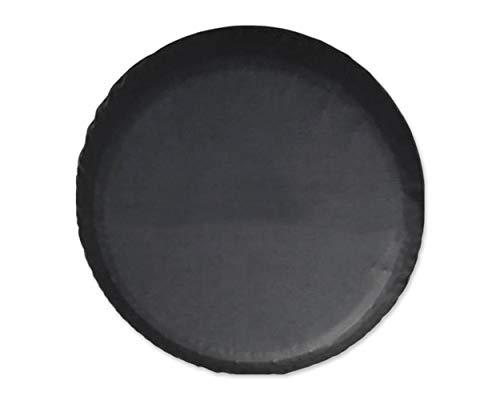 Ace Select Universal 66-76,2cm Tire Abdeckung Wasserfest Staubdicht Ersatzrad Reifen Cover für Jeep, Wohnmobil, Camper Etc. Auto-Schwarz-aus 0,7mm Dicke PVC Synthetik Leder, Schwarz, 28 inches (Abdeckung Jeep Reifen)