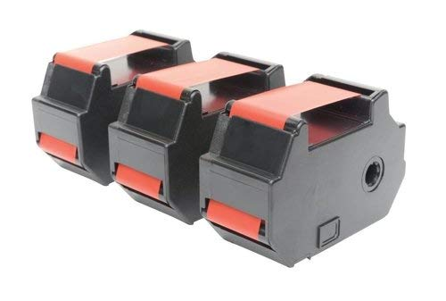 Totalpost Franking Ink Ribbon Cartridge Red [FP 51.0019.5301.00 Equivalent] Ref 10093-800 [Pack 3] - Pack Ribbon Cartridge