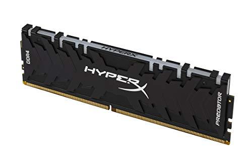 HyperX Predator HX432C16PB3A/16 DDR4  16GB, 3200MHz CL16 DIMM XMP - RGB